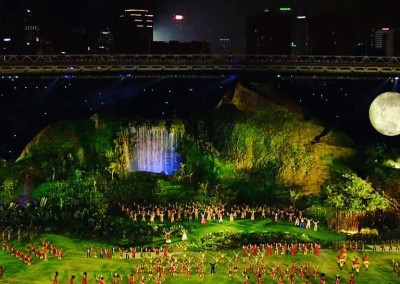 Opening and Closing Asian Games , Jakarta Indonesia 2018